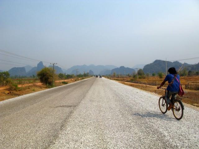 Дорога к сказочным горам