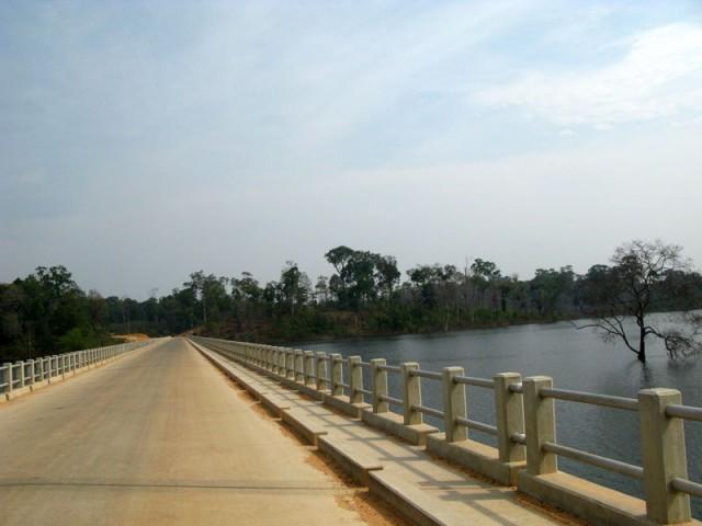 Долгая дорога в Лак Сао