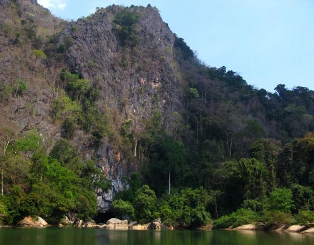Пещера Конг Ло. Центральный Лаос