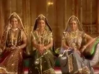 Три царицы получили благословение