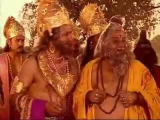 Джанака советуется с мудрецами