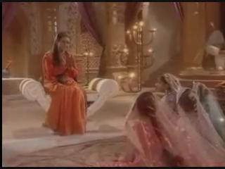 Гурумата рассказывает им о Вишну