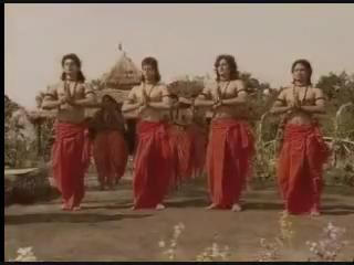 Начинаем Сурью Намаскар - Рам, Лакшман, Бхарат и Шатругхна