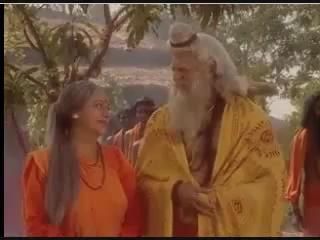 А Васиштха с Арунгати довольные, что всё обошлось...