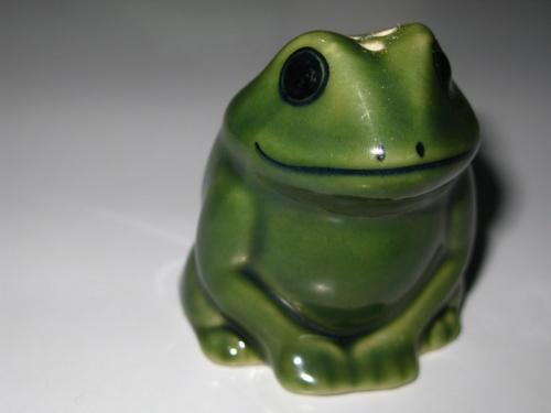 Та самая жаба