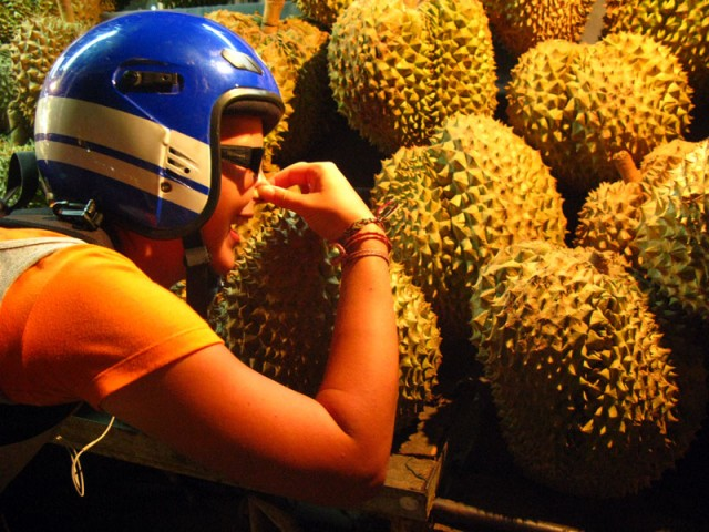 Shanti88 & Durian