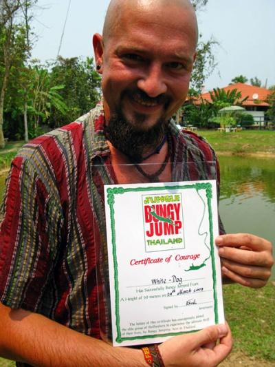 Сертификат смелости