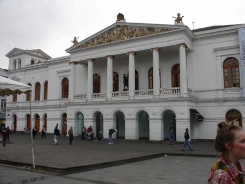 театр Сукре