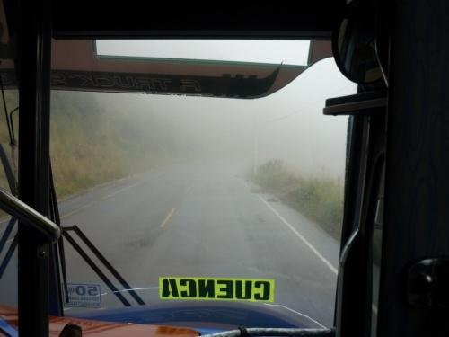 горы, дороги, туманы..