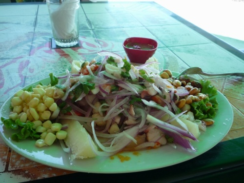 севиче (савиче) - самая перуанско-побережная еда!