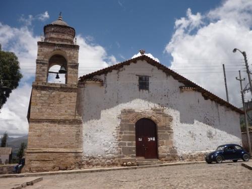 мимо церкви