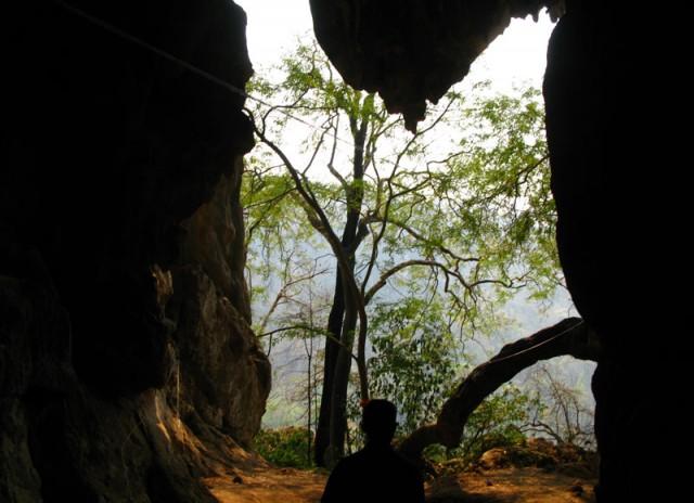 Пещера-гробница