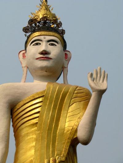 Оттуда Будда шлет всем привет