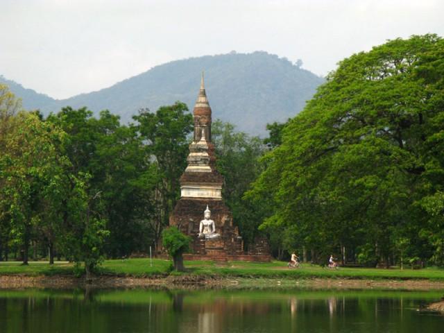 Исторический парк Сукотай