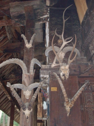 эти странные гималайские храмы..