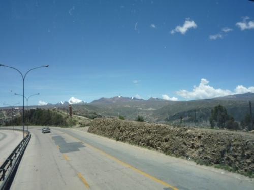 дороги в Боливии хорошие