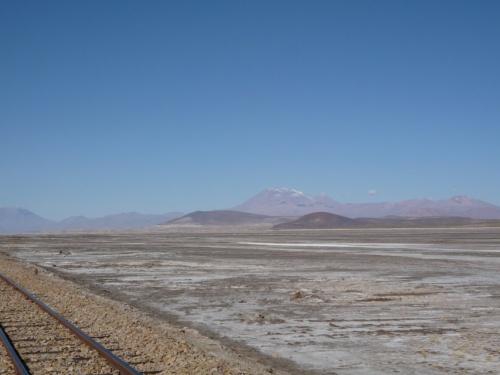 дорога в Чили