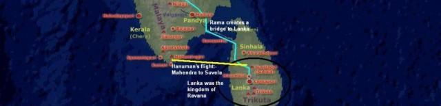 Рамаяна на юге - часть первая