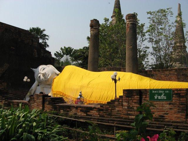 Аюттхая, Таиланд,  названа в честь Айодхьи
