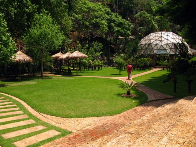 Сады в Дои Анг Канг