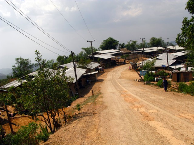 Тихие деревни