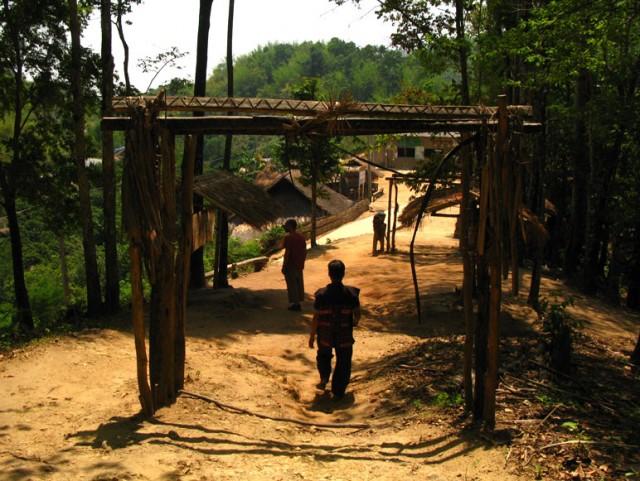 Ворота в мир акха