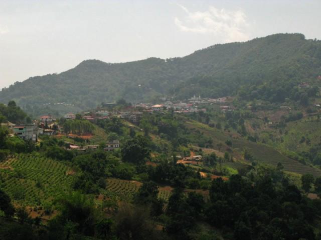 Деревня Ме Салон