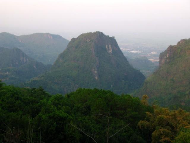 Самый северный Таиланд