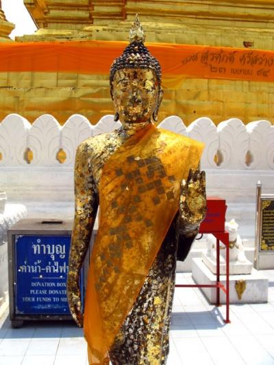 Будда в пикселах