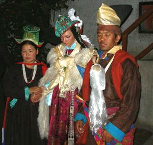 свадебная церемония для русских