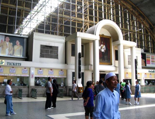 Вокзал в Бангкоке
