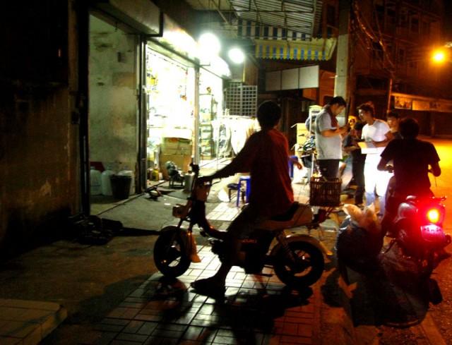 """Этого крошку """"Сузуки"""" в народе прозвали monkey bike"""