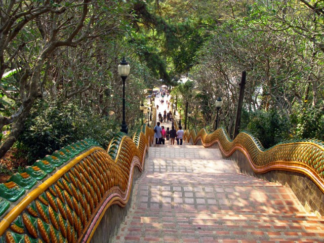 Храмовая лестница