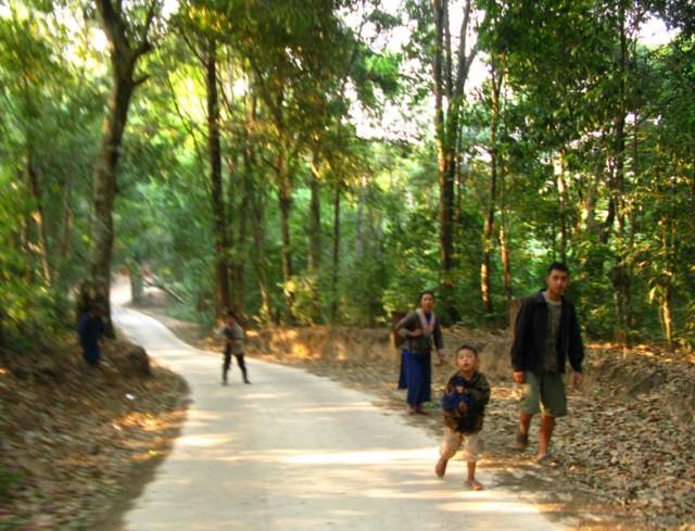 Люди гор и лесов