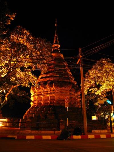Ночь в Чианг Мае