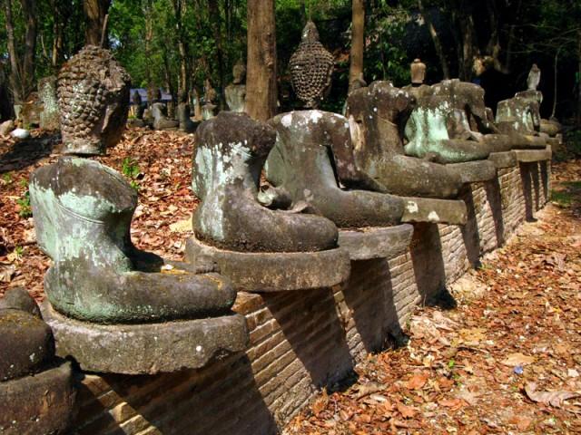 Свалка богов, Ват Умонг