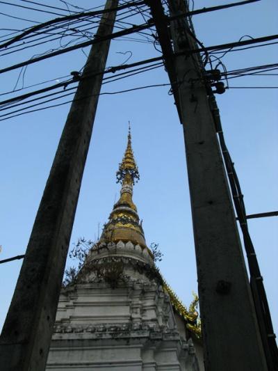 Ступа в Чианг Мае