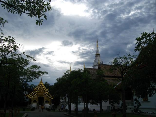 Ват Пра Сингх, Чианг Май