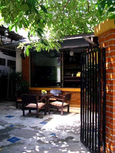 Уютный кофе-шоп