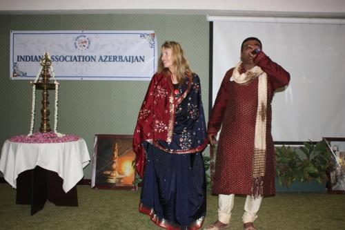азербайджанки в сари