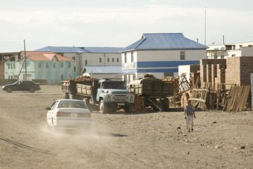 Монголия урбанизированная