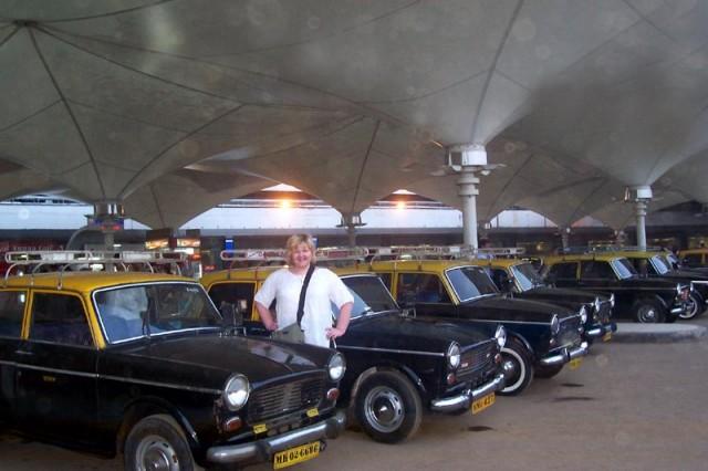 21 ноября 2008 г. Аэропорт. Мумбай