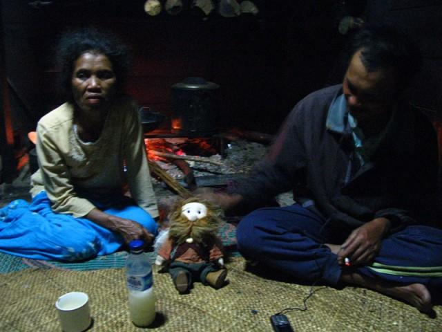 В гостях у батаков, о. Самосир, Индонезия