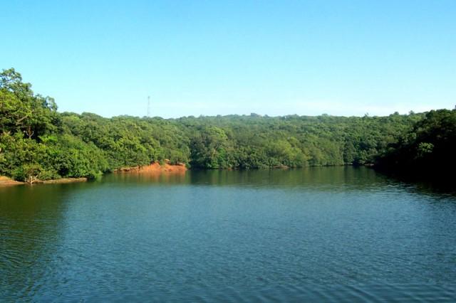 и снова - озера...