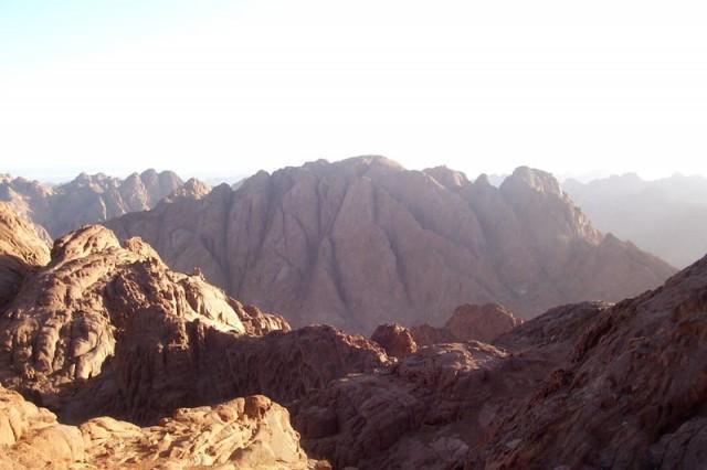 горы...