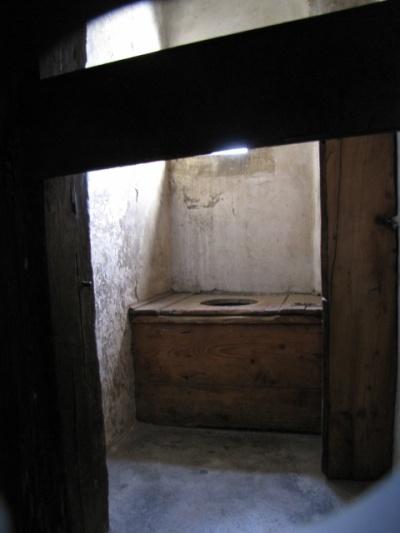 туалет для настоящих рыцарей