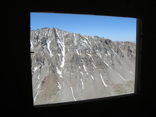 Вид из его окна