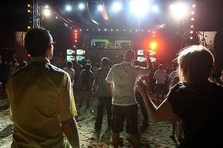 Фестиваль в Гоа