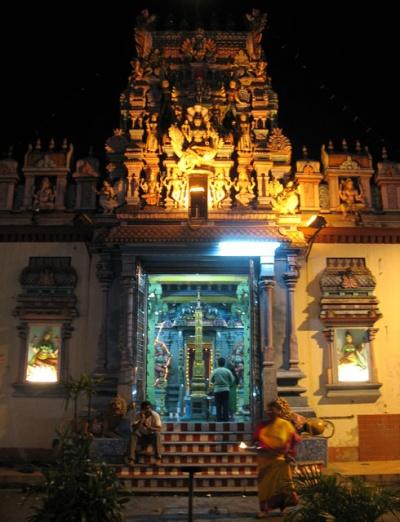 Храм Шри Мариамман в Джорджтауне