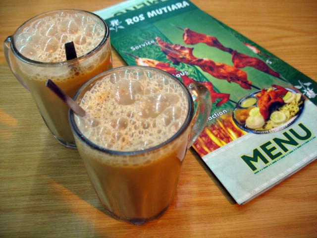 «Тэ терик» значит чай с молоком